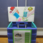 Stationary Amnesty Bin
