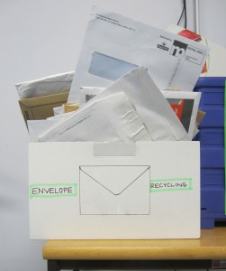 Envelope Recycling