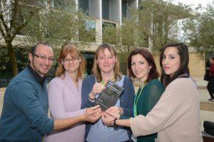 OandG Silver award